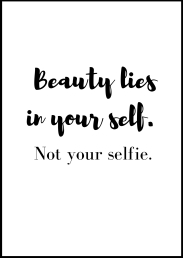 Beauty lies in your self..jpg