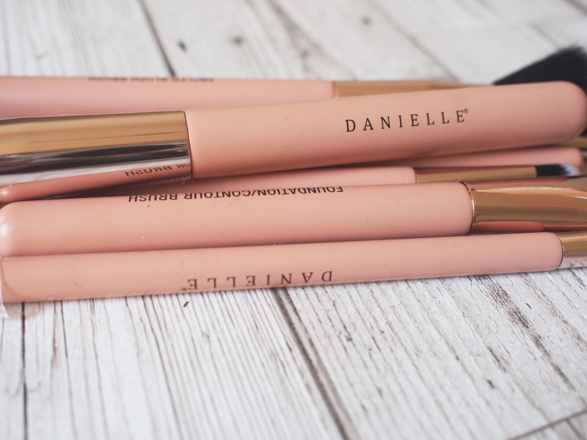 Danielle Make Up Brushes | Beauty