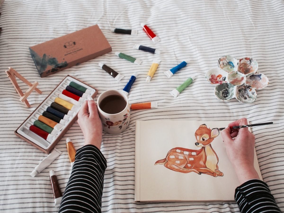 Dirty Paint Brushes and High Functioning Anxiety | Lifestyle